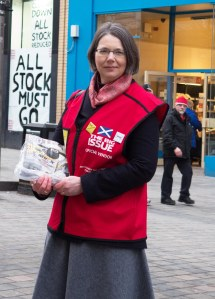 Would you buy a Big Issue from this woman?